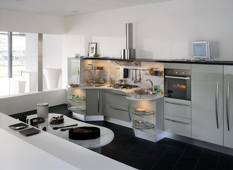 Marry Style And Function In Universal Design Kitchens