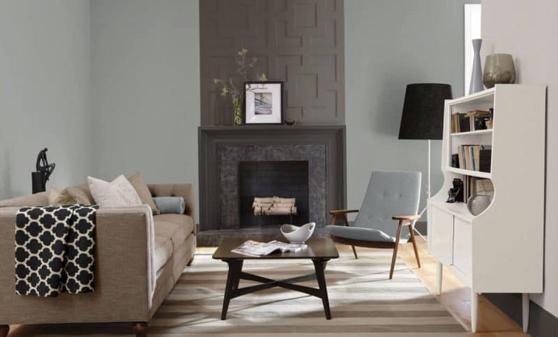 5 cosy living room colours from sherwin williams mecc for Williams interior designs inc