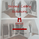sloped ceiling solutions | @meccinteriors | design bites